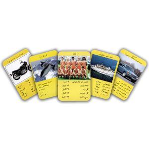 + کارت بازی 8000تومانی